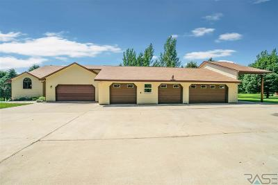 Brandon Single Family Home Active - Contingent Home: 25827 479th Ave