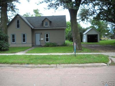 Madison Single Family Home For Sale: 518 SW 4th St