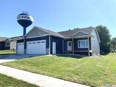 Dell Rapids Single Family Home For Sale: 1400 Bitterroot Rd