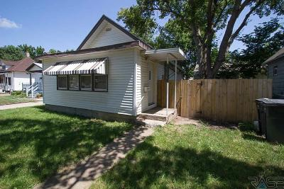 Sioux Falls Single Family Home For Sale: 1004 N Summit Ave