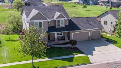 Dell Rapids Single Family Home For Sale: 1001 Eagle Run Dr