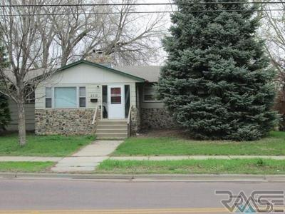 Sioux Falls Multi Family Home For Sale: 2312 E 6th St