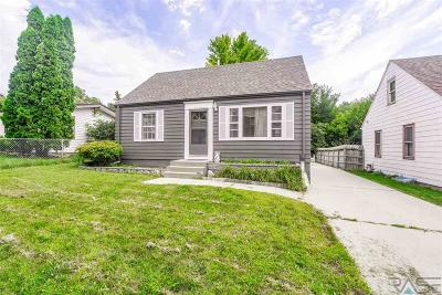 Single Family Home For Sale: 406 N Euclid Ave