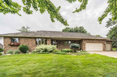 Sioux Falls Single Family Home For Sale: 4808 S Caraway Cir