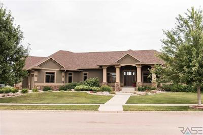 Sioux Falls Single Family Home For Sale: 908 S Scarlet Oak Trl