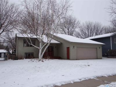 Sioux Falls Single Family Home For Sale: 2717 S Maywood Dr