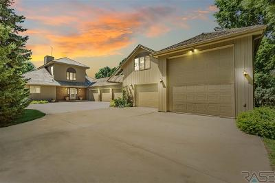 Sioux Falls Single Family Home For Sale: 2901 S Orchard Ave