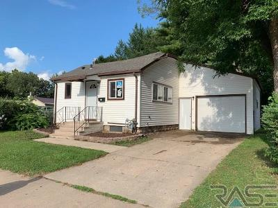 Sioux Falls Single Family Home Active - Contingent Misc: 1508 N Highland Ave
