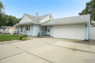 Sioux Falls Single Family Home For Sale: 1313 N Elmwood Ave