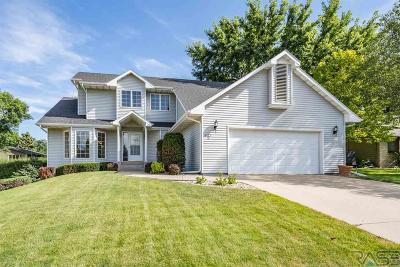 Sioux Falls Single Family Home For Sale: 812 E 61st St