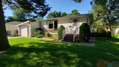 Dell Rapids Single Family Home For Sale: 408 E 9th St