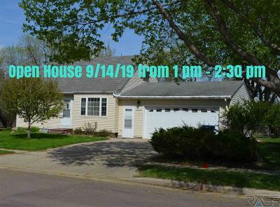 Sioux Falls Single Family Home For Sale: 5408 S Danberry Dr
