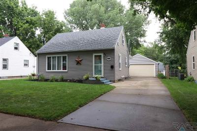 Single Family Home For Sale: 2416 S Willow Ave