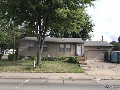 Sioux Falls Single Family Home For Sale: 3600 E 26th St