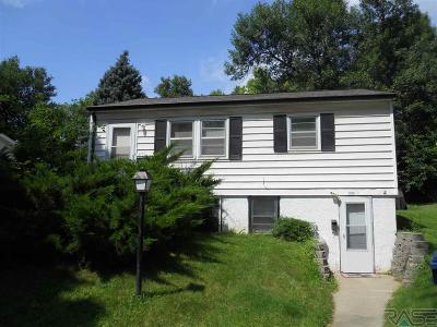 Sioux Falls Multi Family Home For Sale: 2808 E 17th St