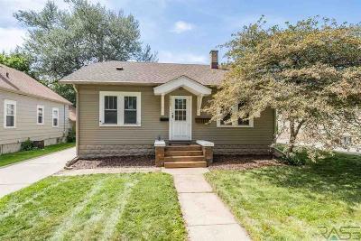Sioux Falls Single Family Home For Sale: 2029 S Dakota Ave