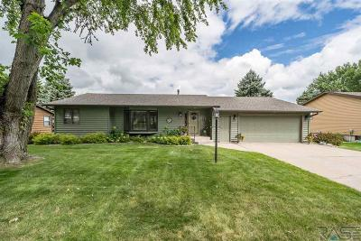 Dell Rapids Single Family Home For Sale: 304 E 10th St