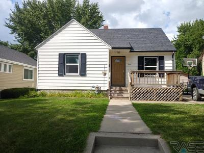 Sioux Falls Single Family Home Active - Contingent Misc: 1510 8th St