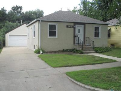 Single Family Home For Sale: 2405 S West Ave