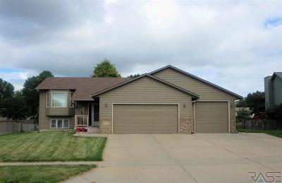 Sioux Falls Single Family Home Active - Contingent Misc: 3132 S Tyler Ct