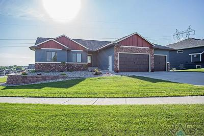 Sioux Falls Single Family Home For Sale: 8212 E Water Wood St