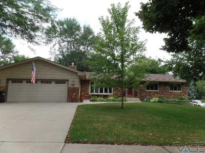 Sioux Falls Single Family Home For Sale: 4316 S Teakwood Ave