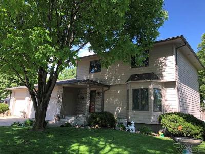 Sioux Falls Single Family Home For Sale: 2200 S Dover Dr