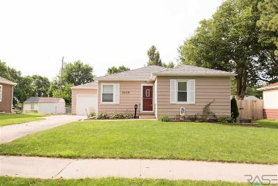 Sioux Falls Single Family Home For Sale: 3009 E 19th St