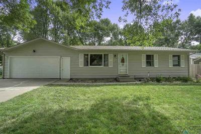 Sioux Falls Single Family Home For Sale: 3804 S Morrow Dr