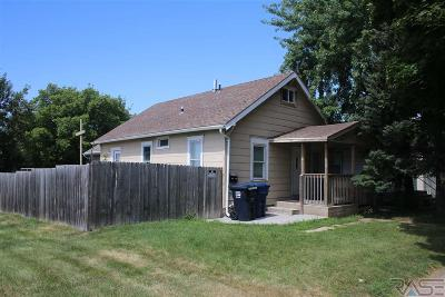 Sioux Falls Multi Family Home For Sale: 209 N Fairfax Ave