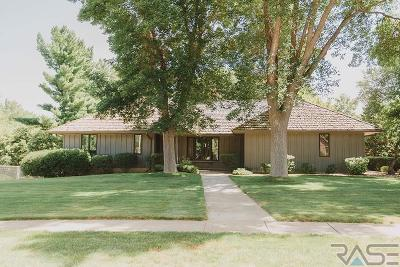 Sioux Falls Single Family Home Active-New: 2716 E Woodland Hills Rd