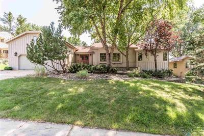 Sioux Falls Single Family Home For Sale: 321 E Aspen Dr