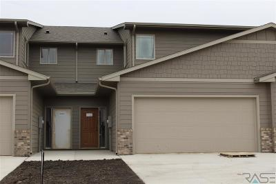 Sioux Falls Condo/Townhouse Active-New: 5500 S Seville Pl