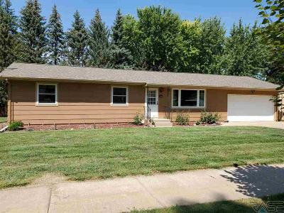 Sioux Falls Single Family Home Active - Contingent Misc: 5504 32nd St