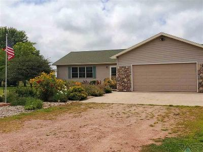 Dell Rapids Single Family Home For Sale: 47827 244th St