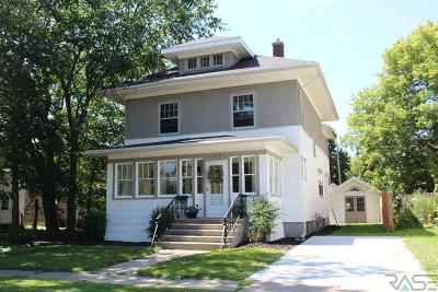 Madison Single Family Home For Sale: 117 S Josephine Ave
