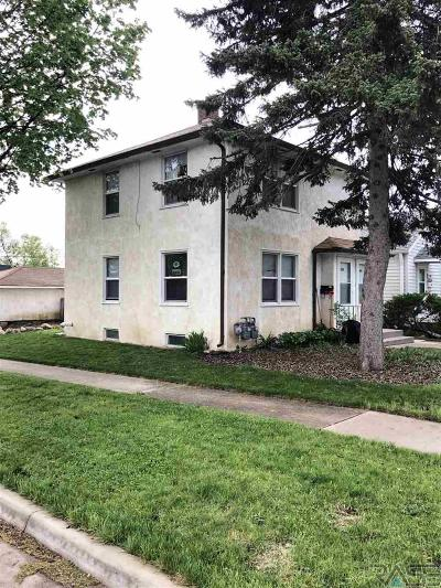 Sioux Falls Multi Family Home For Sale: 2100 S Duluth Ave