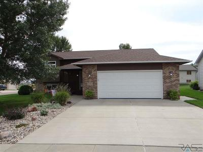 Sioux Falls SD Single Family Home For Sale: $258,900