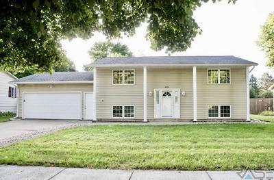 Sioux Falls SD Single Family Home For Sale: $208,500