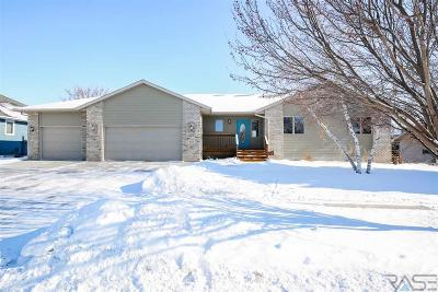 Dell Rapids Single Family Home Active-New: 806 Birdie Dr