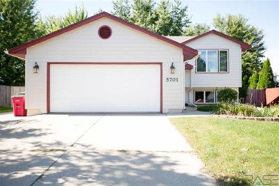 Sioux Falls SD Single Family Home For Sale: $215,000