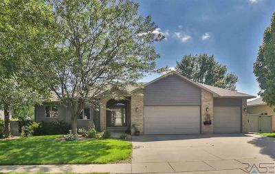 Sioux Falls SD Single Family Home Active-New: $439,000