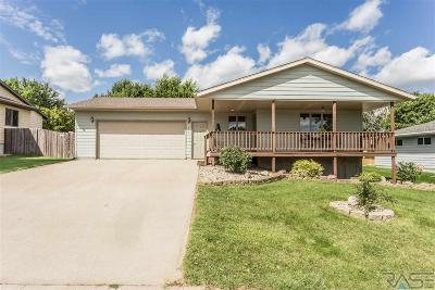Dell Rapids Single Family Home For Sale: 502 W 2nd St