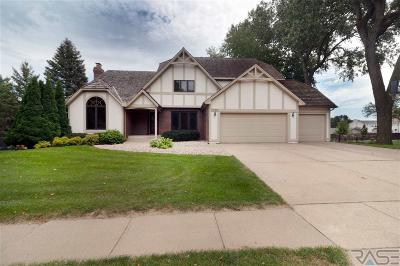 Sioux Falls Single Family Home Active - Contingent Misc: 4700 S Blaine Ave