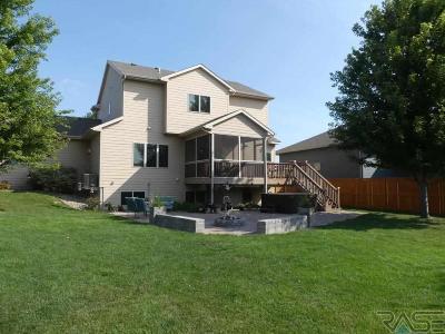 Sioux Falls Single Family Home For Sale: 6305 E River Rock Cir
