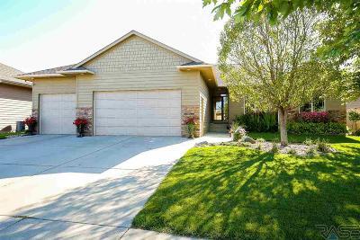 Sioux Falls Single Family Home For Sale: 6300 S El Dorado Ave