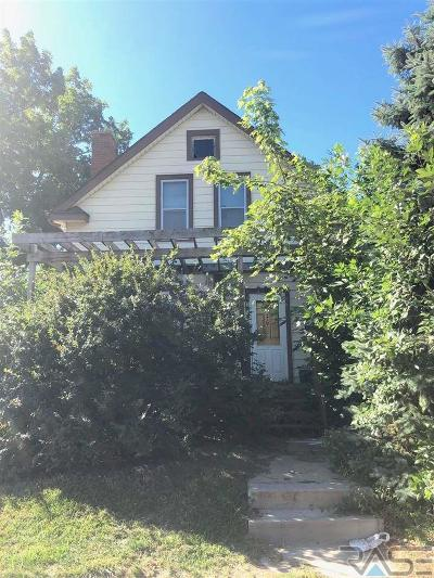 Sioux Falls Single Family Home For Sale: 813 W 11th St