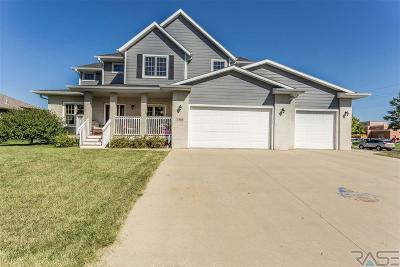 Sioux Falls Single Family Home For Sale: 1408 S Tayberry Ave