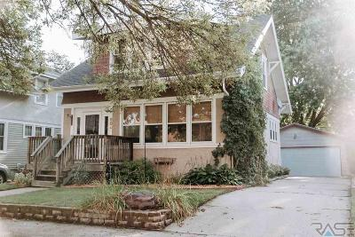 Sioux Falls Single Family Home For Sale: 904 S Summit Ave