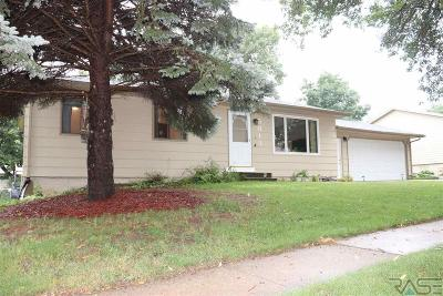 Sioux Falls Single Family Home For Sale: 5013 E Prospect St